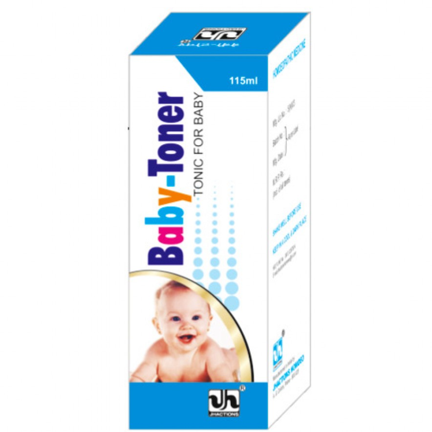 Homeopathic Medicine for infant & children,Promotes healthy growth.