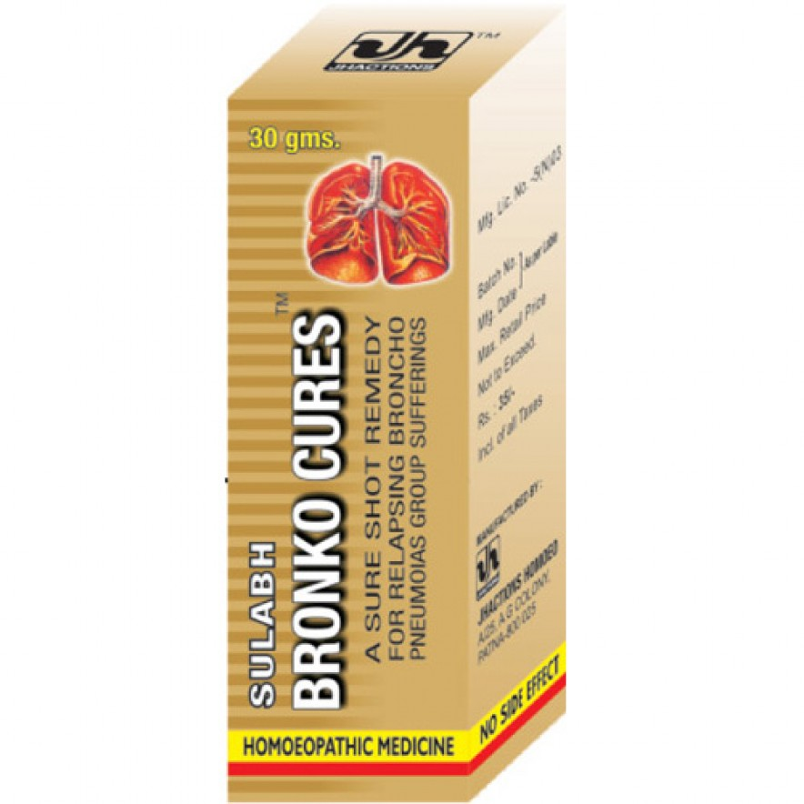 Homeopathic Medicine for Bronchitis.